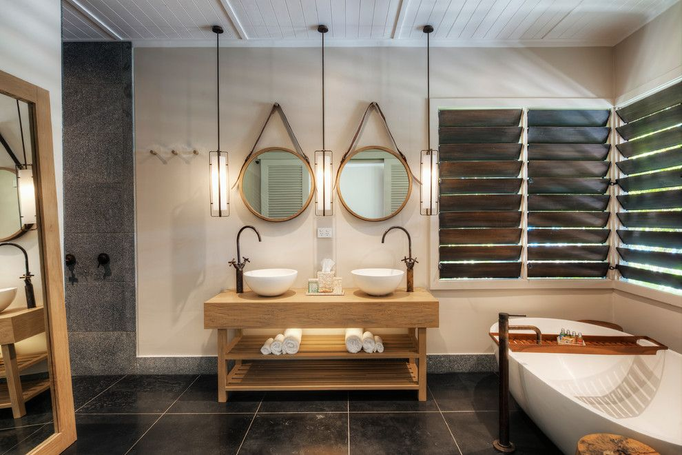exceptional tropical bathroom interiors designed to impress also rh pinterest