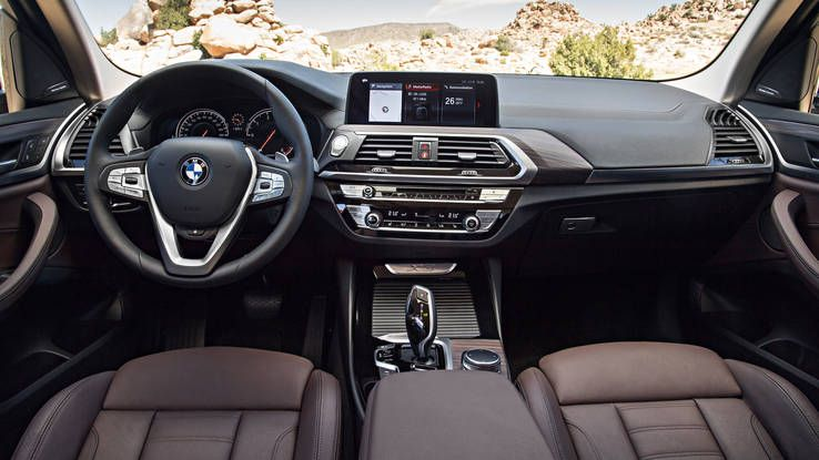2018 Bmw X3 More Power Standard Awd For Bmw S Compact Suv With