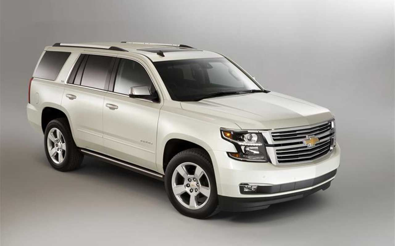 2017 chevy tahoe release date and price