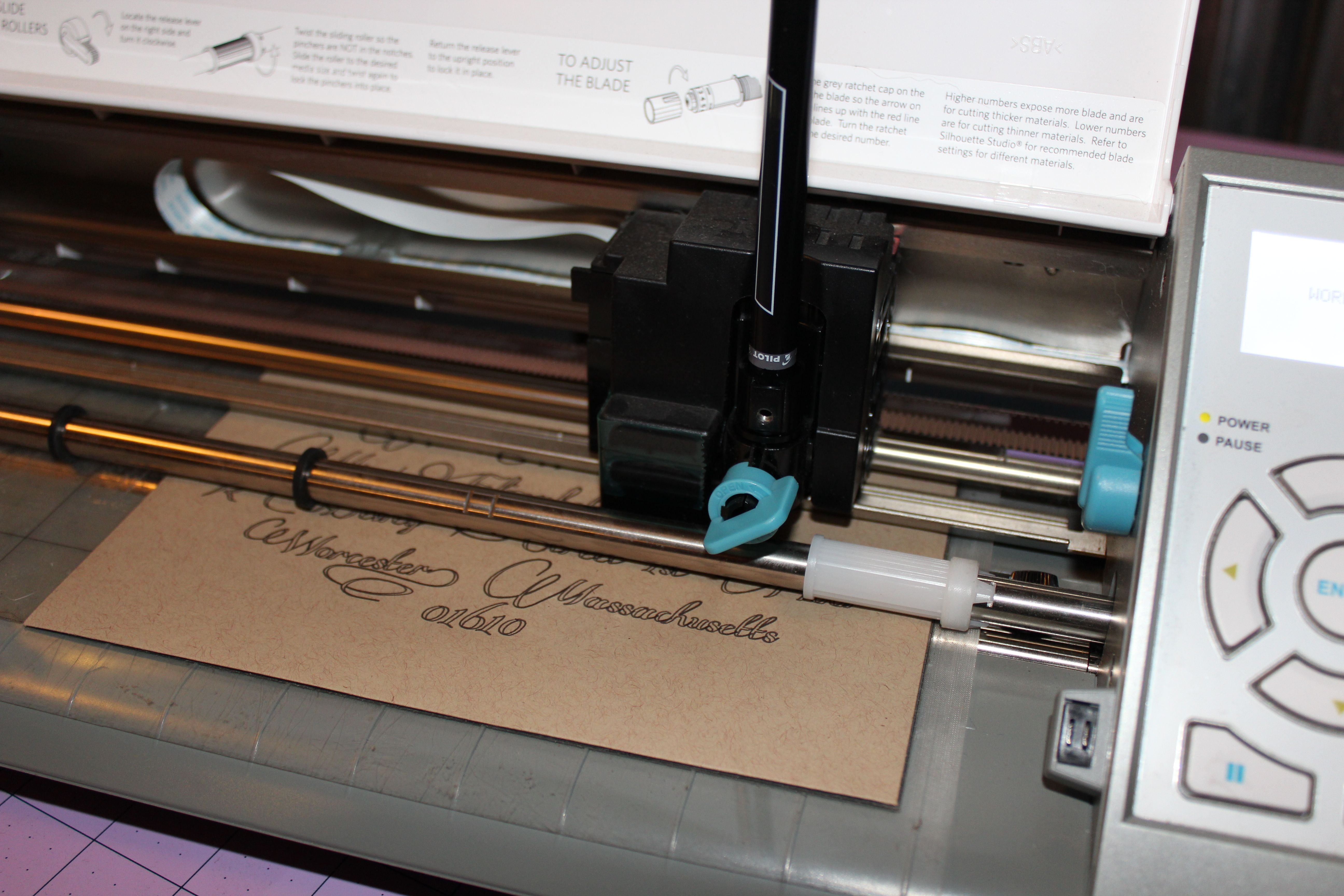 Calligraphy ish fake calligraphy and doing it yourself solutioingenieria Choice Image