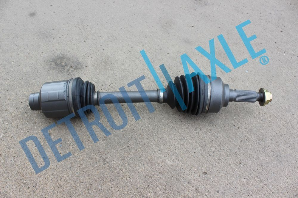 Pin on Detroit Axle Remanufactured Axles