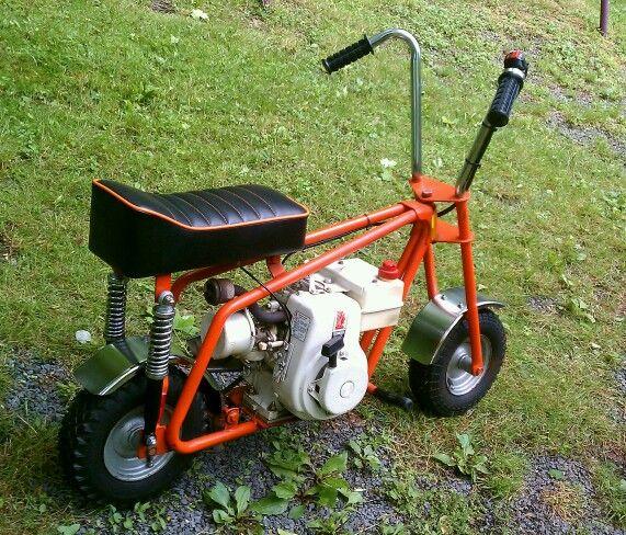 Carls Sears Or Bird Minibike Hooked On Minibikes