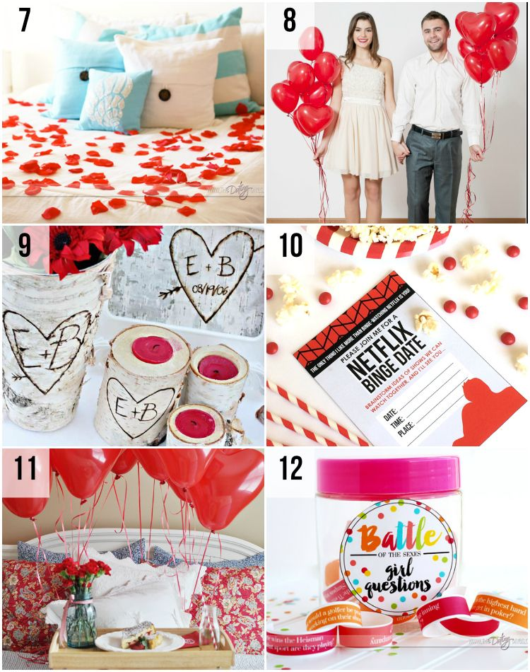 The Top 76 Valentine S Day Date Ideas From Home Made Valentine S Day