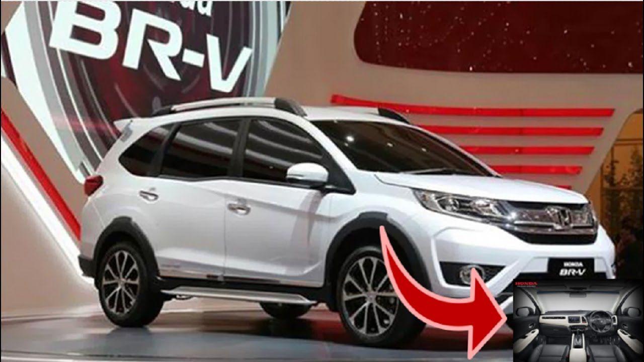 Interior Dan Exterior Honda BRV Indonesia 2016 : Review