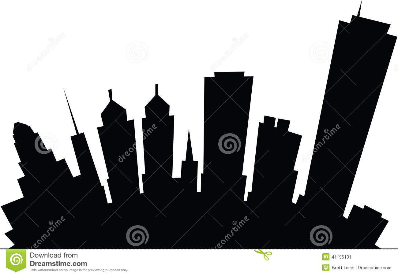 Cartoon City Outline Wiring Diagrams Telephone Tone Ringer Circuit Diagram Tradeoficcom Skyline Stock Illustrations 1 025 Rh Pinterest Com Clear Background Transparant