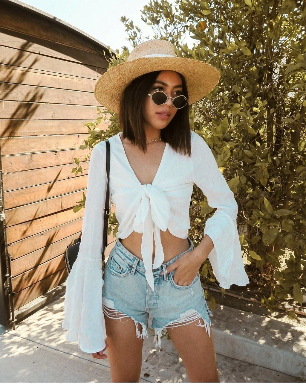 Glamorous  100 Casual Summer Outfits Ideas