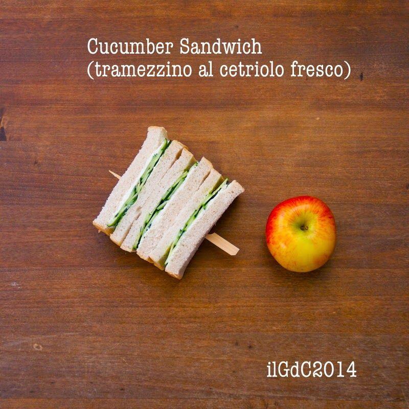 il giardino dei ciliegi: Cucina britannica: Cucumber sandwich e il rito del...