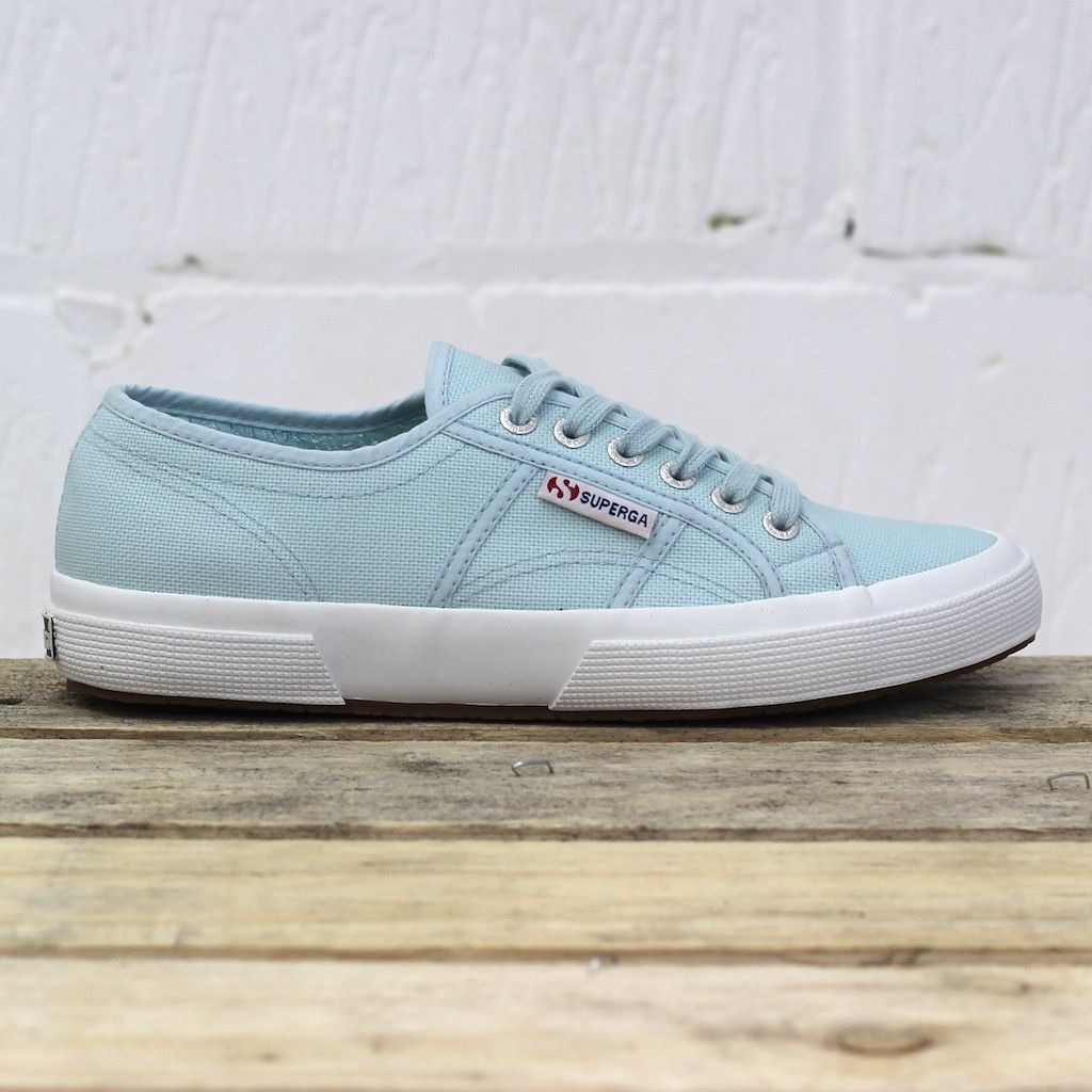 Superga 2750 Cotu Classic (Azzurro Blue) from new-entry store #superga #newentry #plimsoll #2750