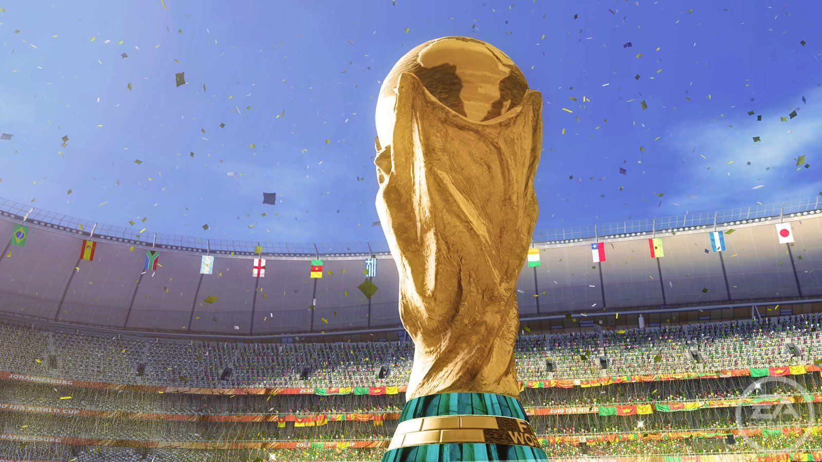 2010 Fifa World Cup South Africa Playstation 3 World Fifa Cup Playstation Fifa World Cup Game World Cup World Cup Trophy