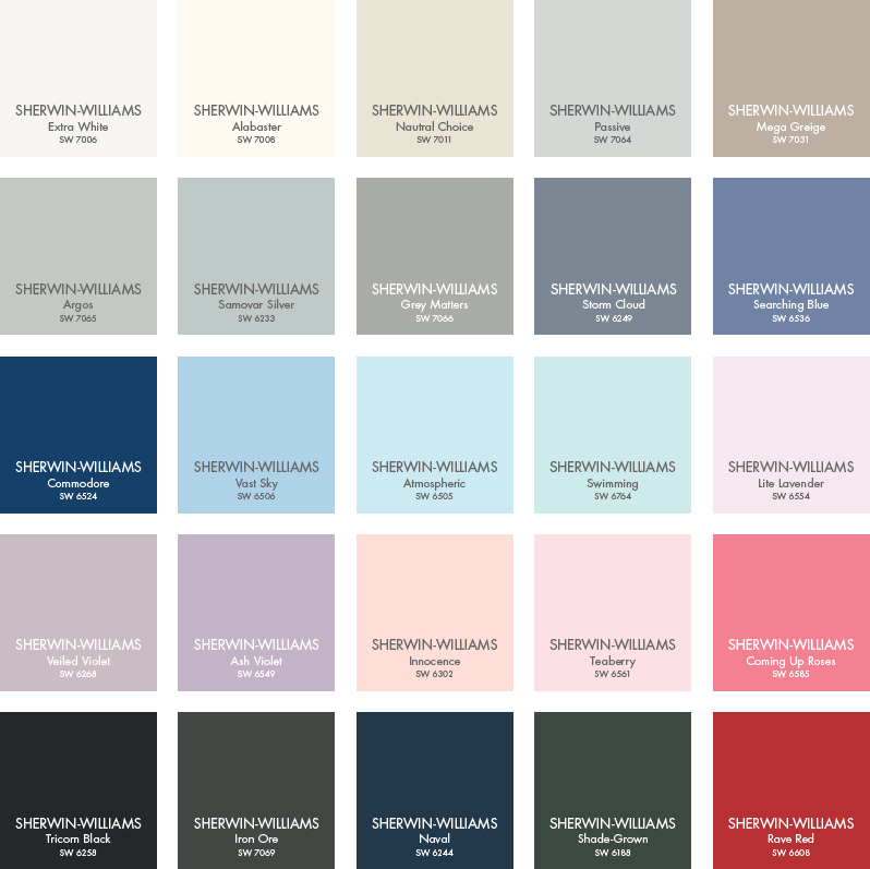 Sherwin Williams And Pottery Barn 15 Coupon Pottery Barn Paint Colors Boy Room Paint Pottery Barn Paint