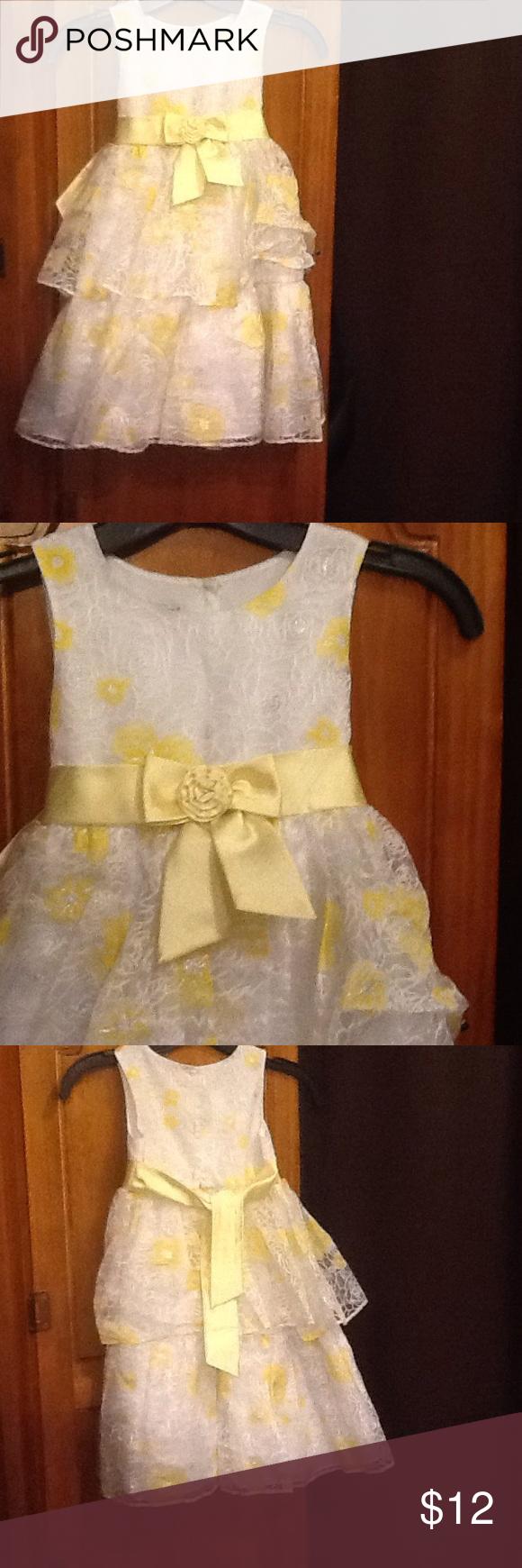 Toddler Dress Toddler Dress Casual White Dress Dresses [ 1740 x 580 Pixel ]