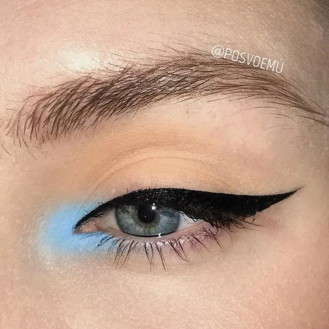 50+ Best Unique Eye Makeup Ideas » myyhomedecor.com