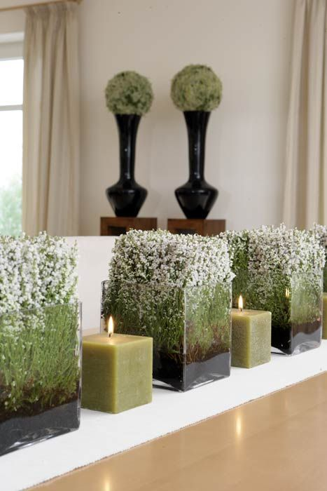 Modern Heidetrends Eco Friendly Wedding Herbstliche - Moderne Dekoration