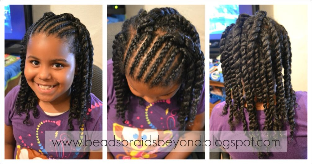 Awesome 1000 Images About Braids For Girls On Pinterest Black Girls Short Hairstyles Gunalazisus