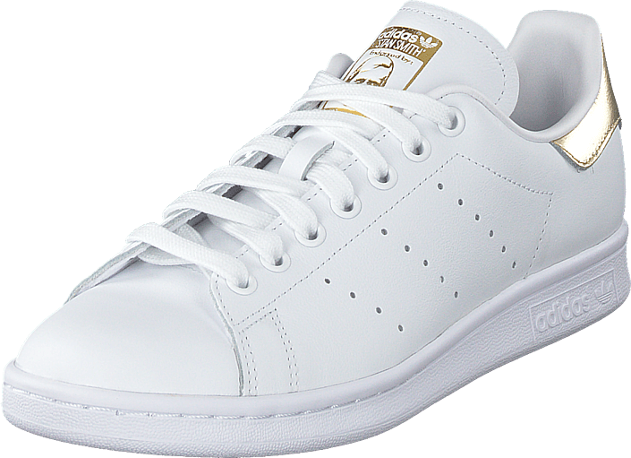 Köp adidas Originals Stan Smith W Ftwwhtftwwhtgoldmt Skor