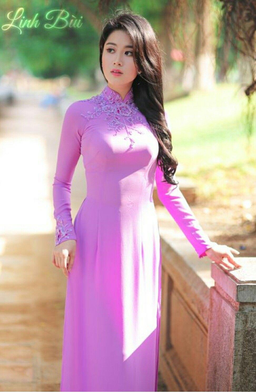 Pin de U and Me en Vietnamese Beauty | Pinterest | Del sur y Vestiditos