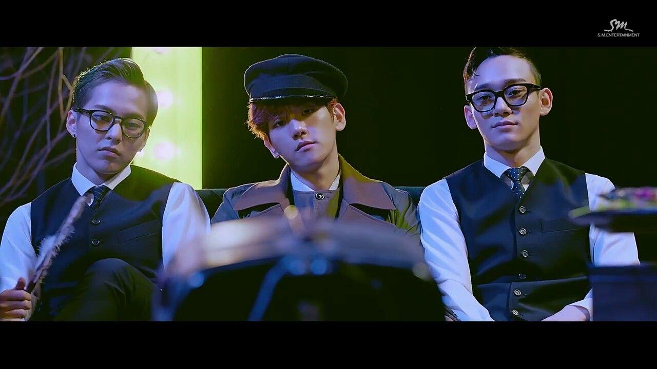 Hey mama!_Music Video EXO-CBX