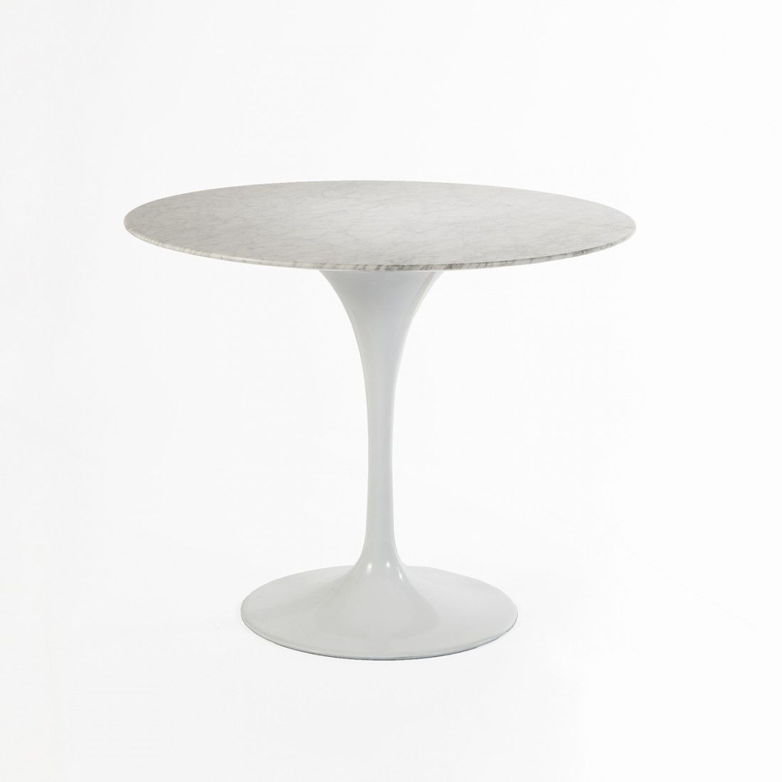 36 Tulip Table Carrara Marble Tulip Dining Table 36 Quot Round J Andd Mt