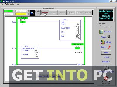 PLC Trainer 100 Download For free | plc | Training software