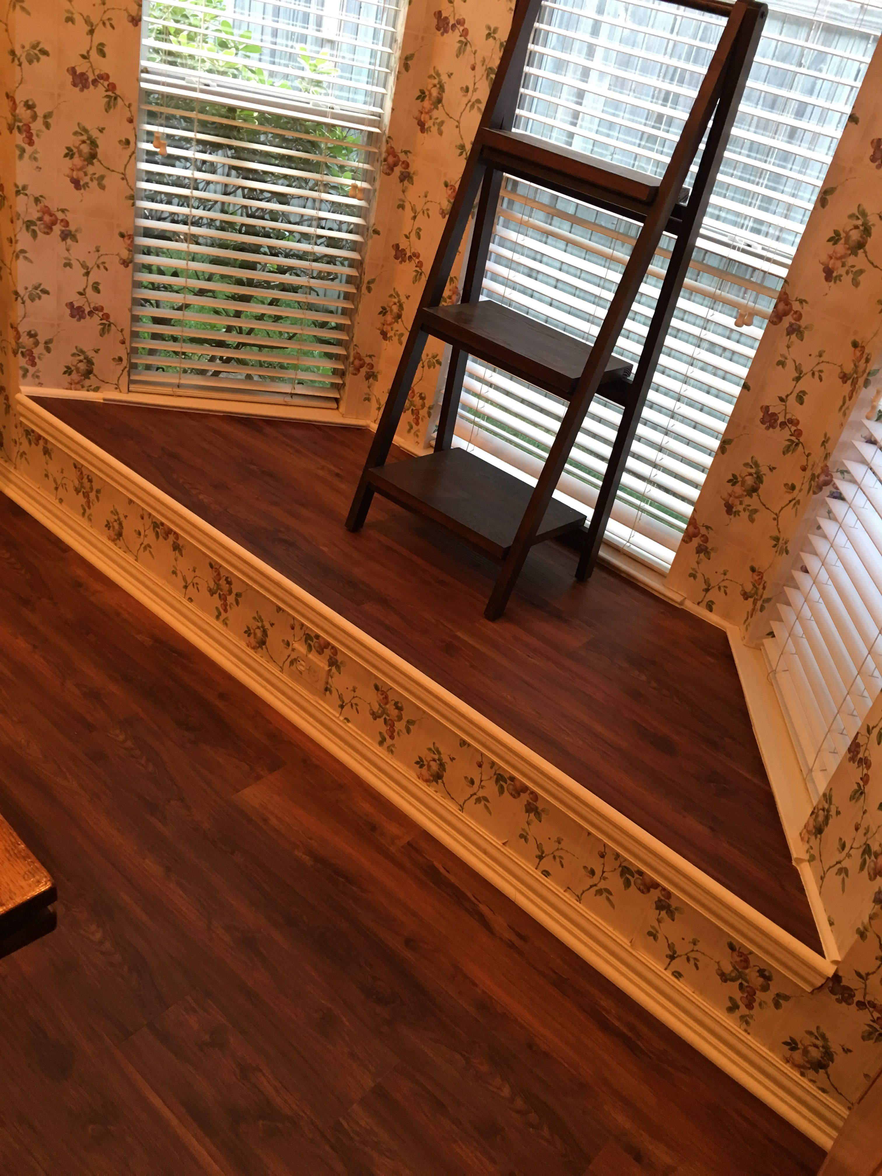 Burke Country Natural Luxury Vinyl Plank Color Persimmons Luxury