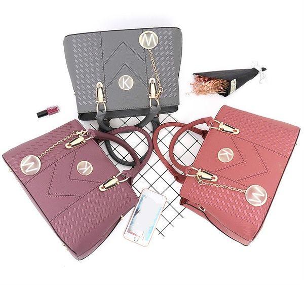 Female Handbag PU Leather Bags Ladies Portable Shoulder Bag Office Ladies Hobos Bag Totes