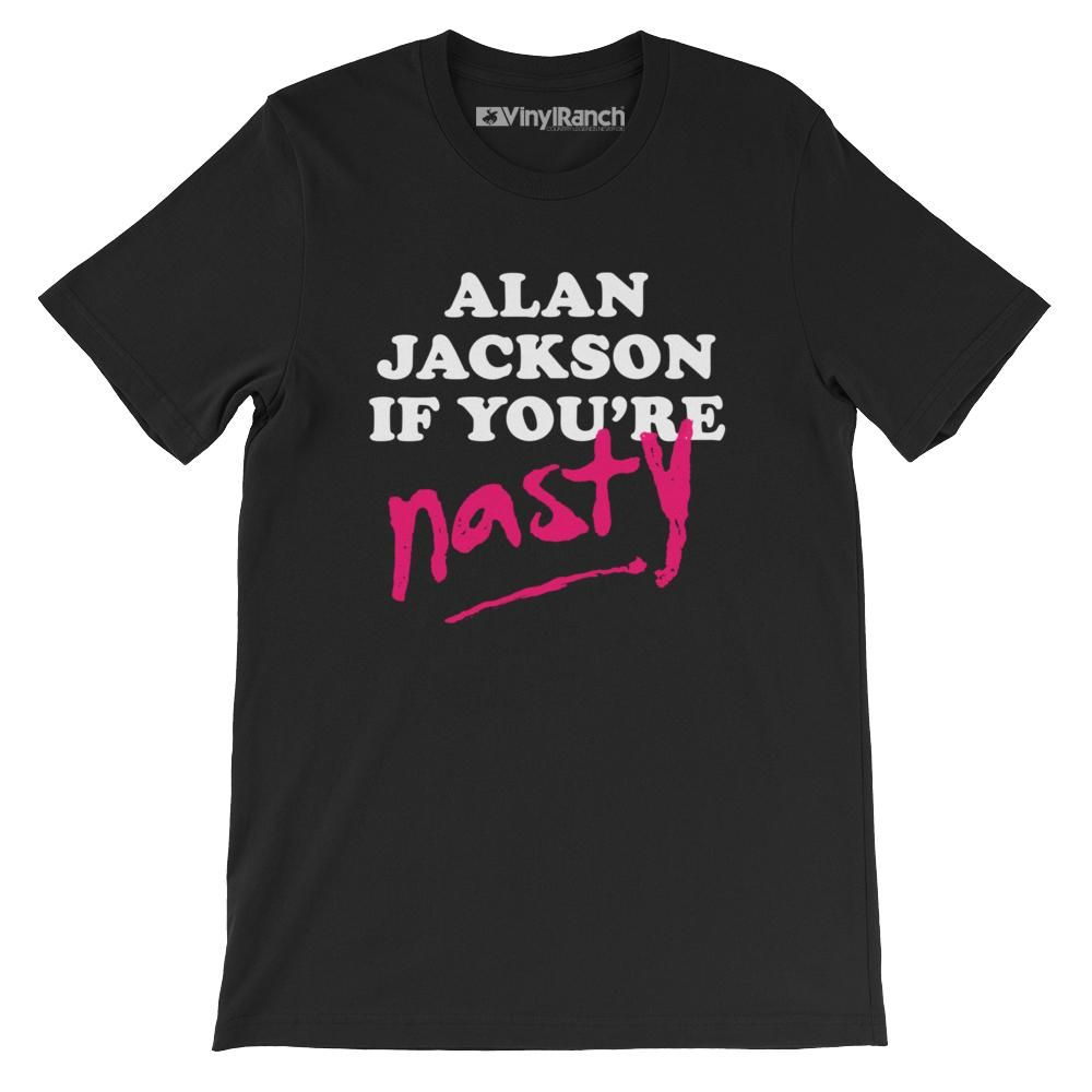 Miss Jackson Shirt Short Sleeve Various Colors Women/'s Shirt If You/'re Nasty