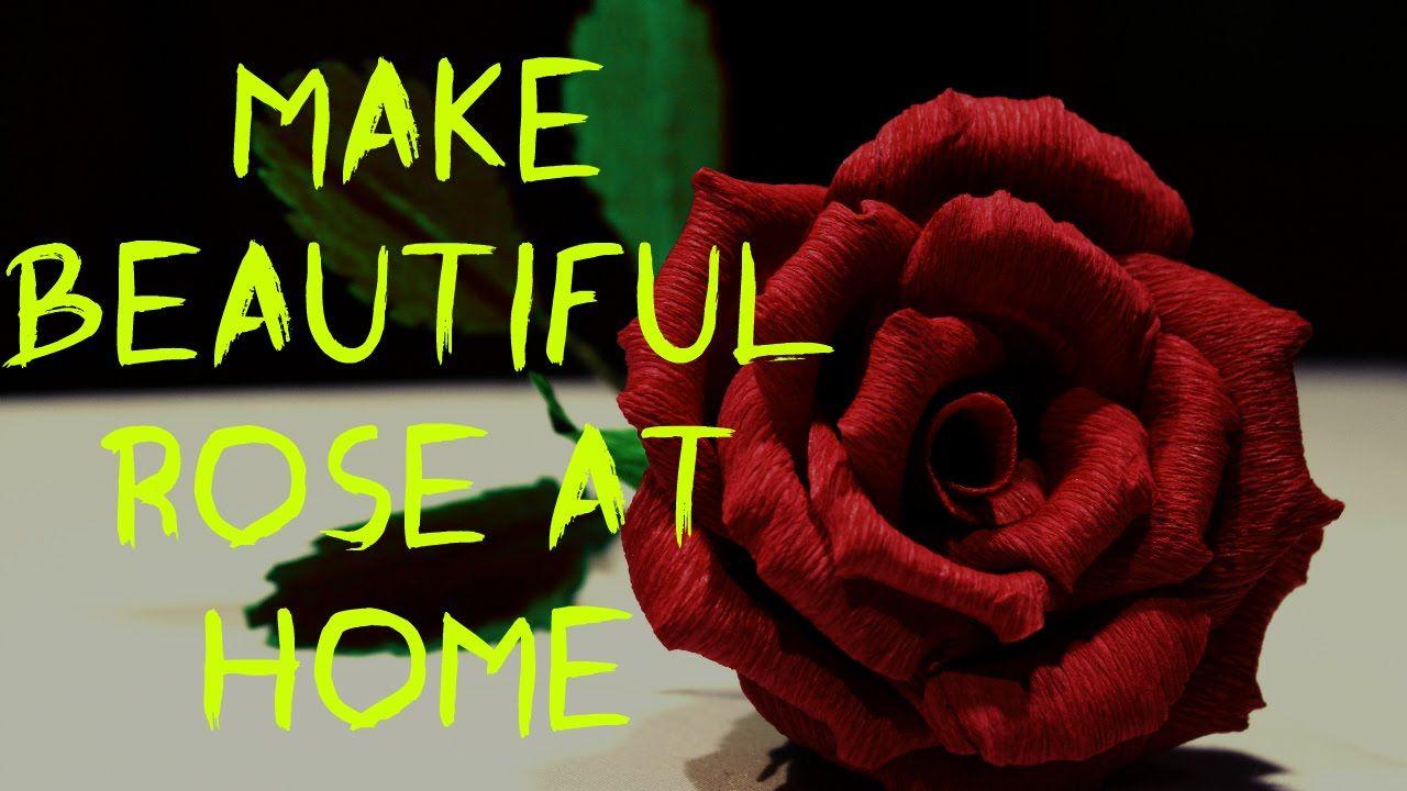 How To Make Crepe Paper Flowers Createsie Paper Flowers Craft Paper Flowers Paper Flowers Diy
