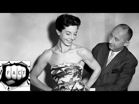 1 Top 10 Most Famous Fashion Designers Of All Time Youtube Christian Dior Designer Christian Dior Famous Fashion