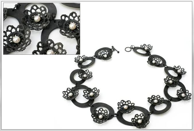 Cilmara de Oliveira necklace