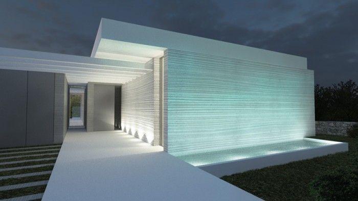 Maison du0027architecte contemporaine aux Monts du0027Or - Lyon - a2-Sb