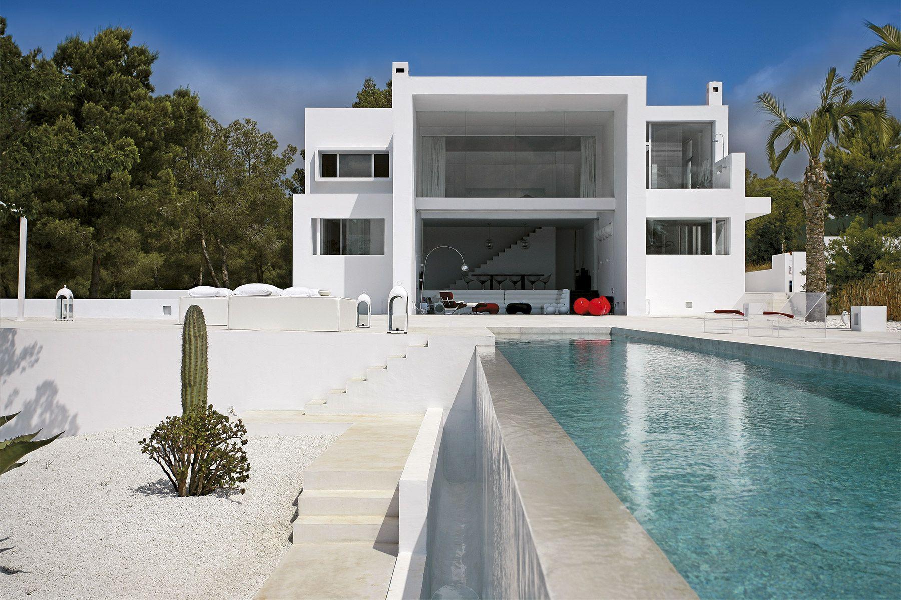 Casa de verano ad espa a marco severini la piscina for Piscinas hechas a medida