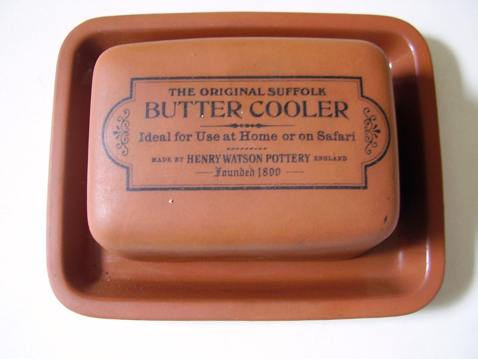 Butter Cooler