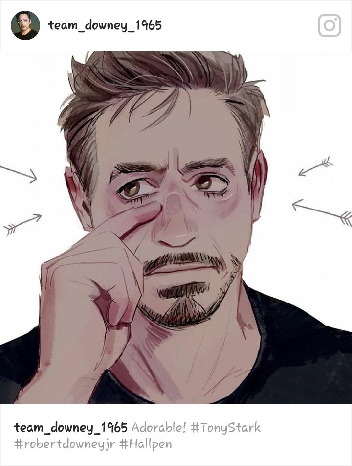 Messenger Tony Stark Fanart Tony Stark Marvel Iron Man
