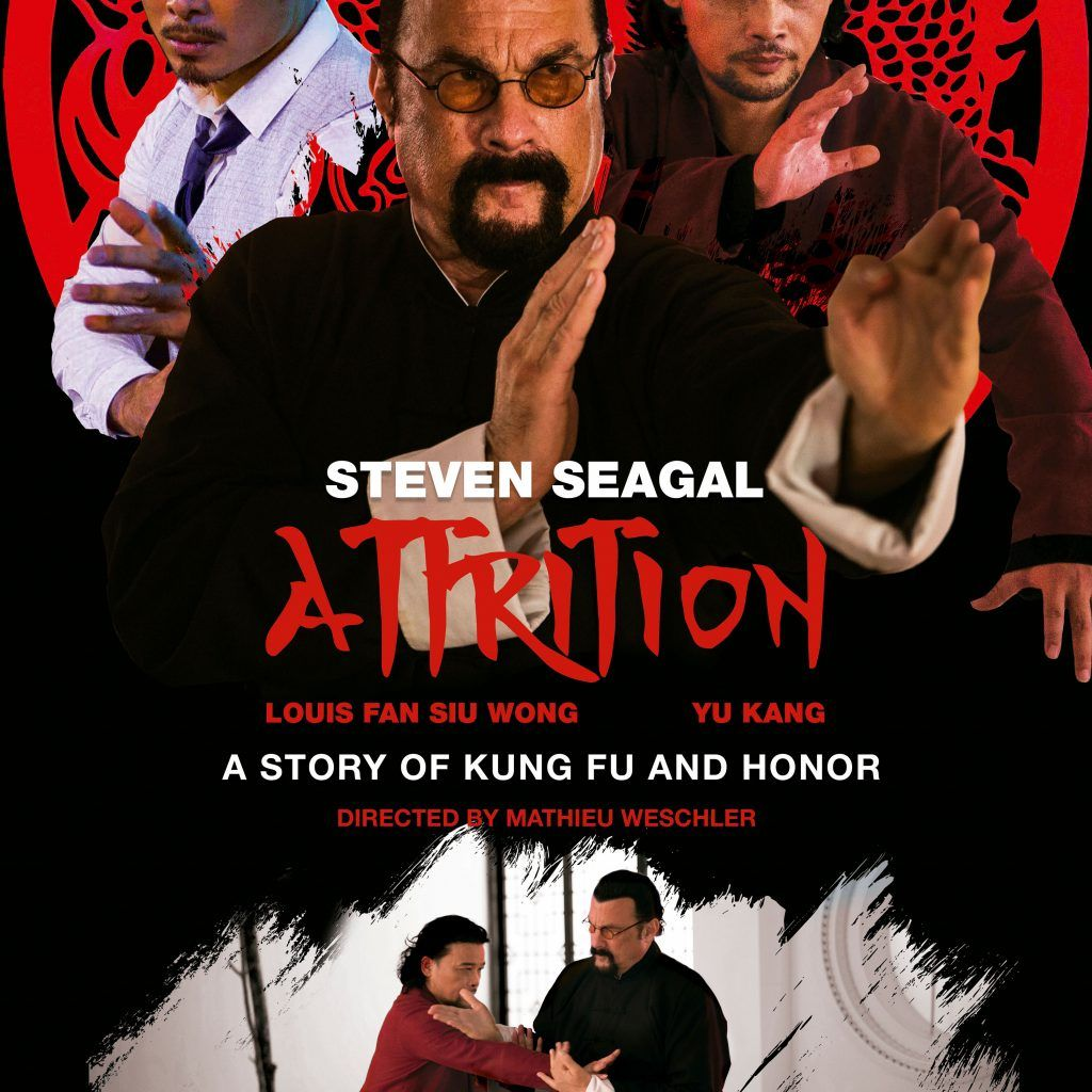 Attrition 2018 | Movie posters, Steven seagal, Movies