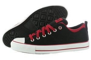 9ce9ae79958f8b New Converse Chuck Taylor All Star Dual Collar Ox 137693F Black Shoes Women