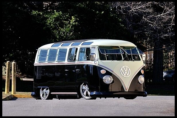 1967 Volkswagen Custom 21 Window Bus Resto Mod at Mecum