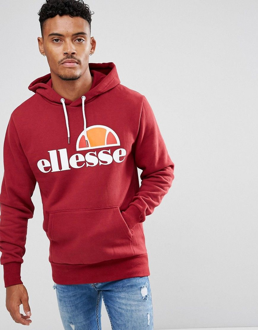 e838afe6 Get this Ellesse's hooded sweatshirt now! Click for more details ...