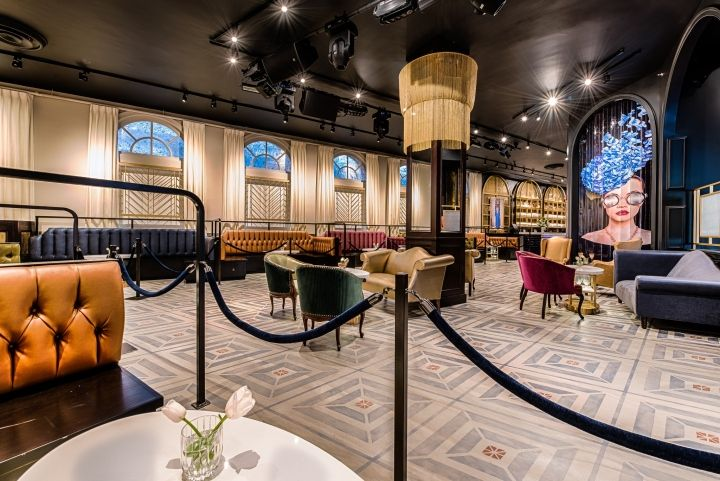 St Yves Club By SWATCHROOM Washington DC Retail Design Blog