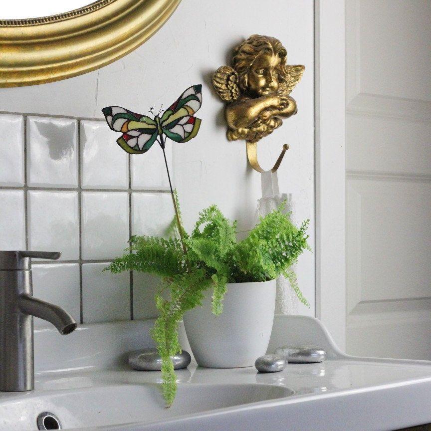 everyday \u2022good morning\u2022 in the bathroom elenazaycman stained