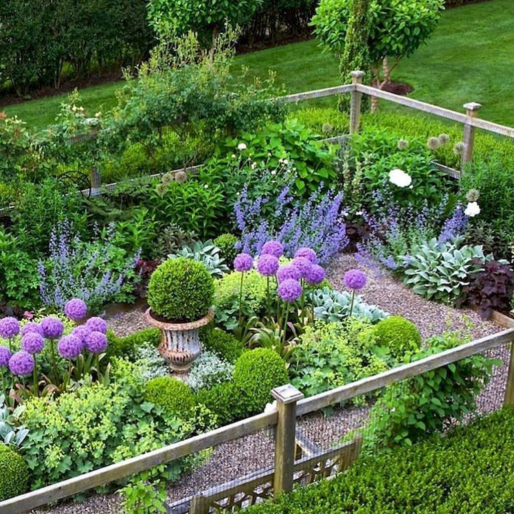 9 Cottage Style Garden Ideas: 80 Fantastic Cottage Garden Ideas To Create Cozy Private