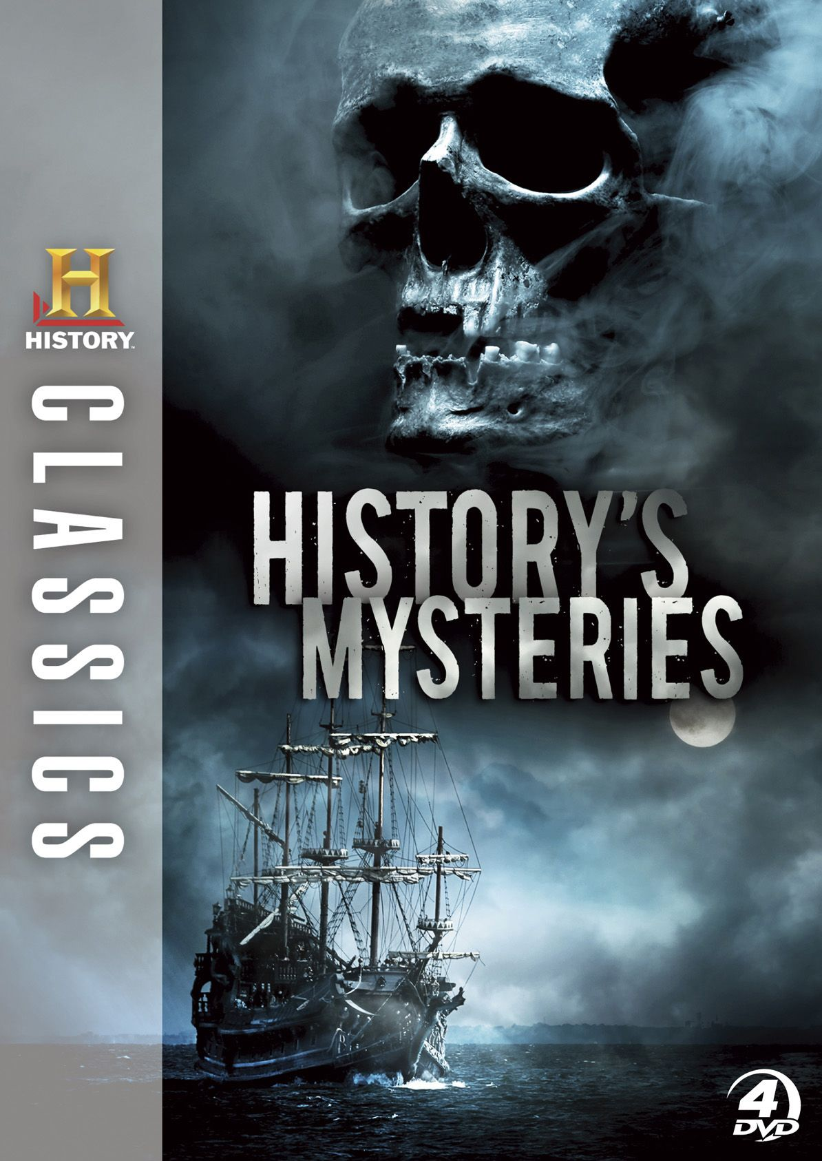 History channel historys mysteries mystery of history