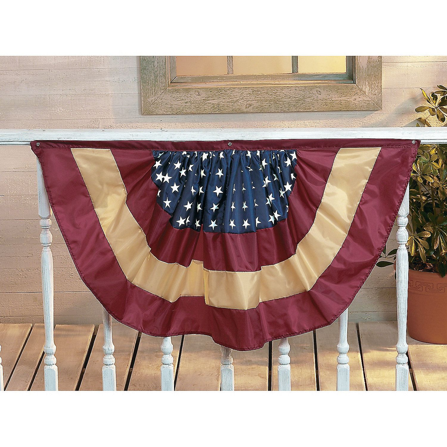 Americana Bunting - $7.25 Each OrientalTrading.com