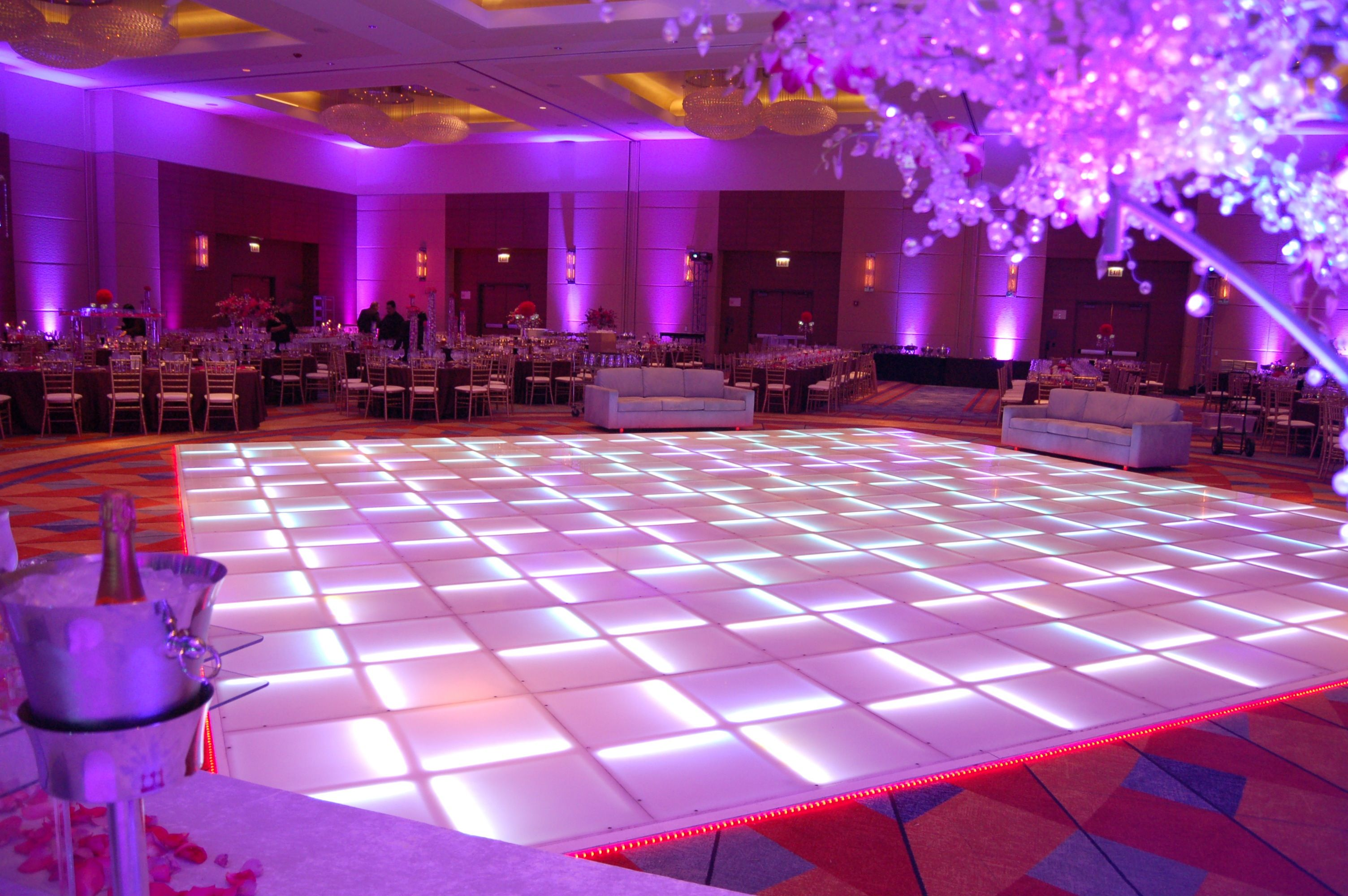 What To Know About Party Floor Rentals