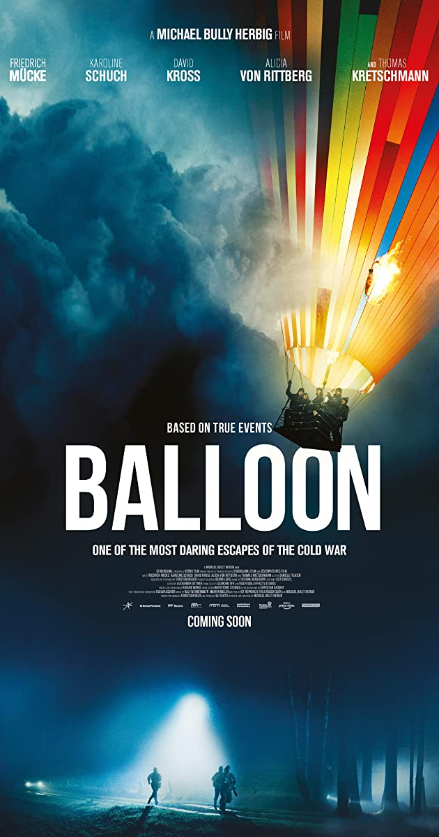 Balloon (2018) Directed by Michael Herbig. With Friedrich