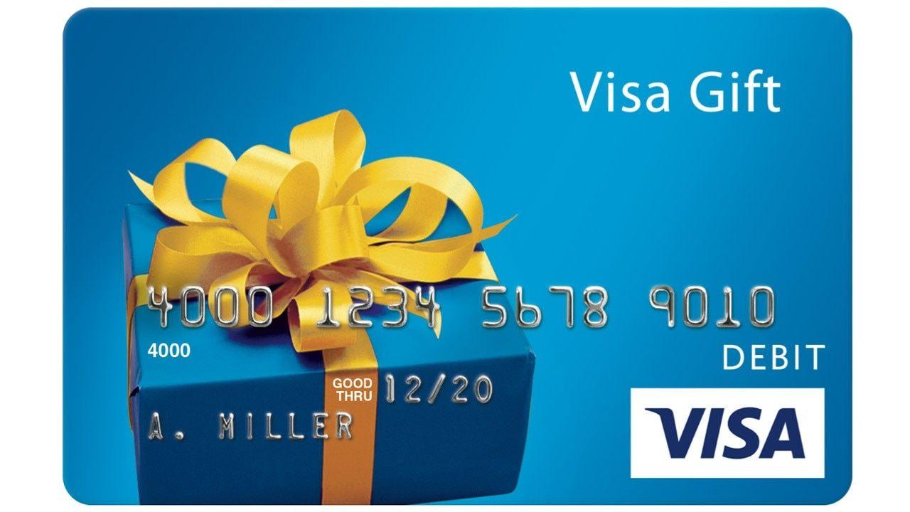 Prepaid Visa Card >> Prepaid Visa Gift Card Where To Buy Visa Gift Cards In