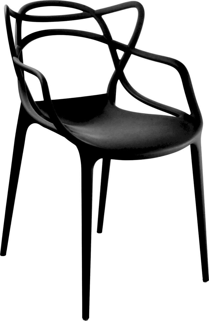 Kartell Masters Chair In Black Philippe Starck Chairs Masters Chair Kartell Masters Chair Chair
