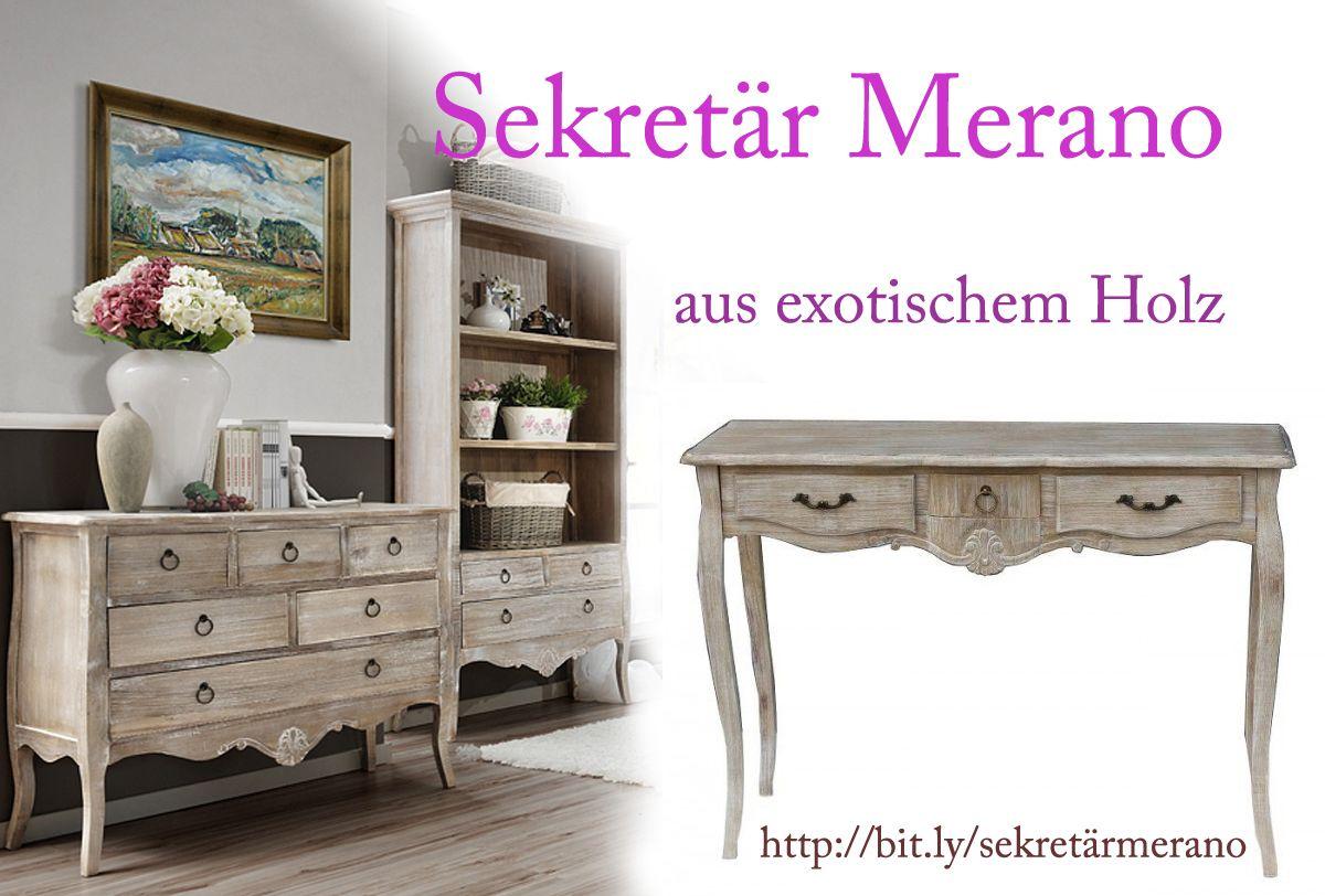 Sehen Sie schon unsere Sekretär aus der Kollektion MERANO? Wenn nicht, das ist letzte Chance Jetzt kostet nur 223 EURO, das ist so wenig für dises schönen Möbel, das unseren Innenraum ganz verändert. Sehen Sie und hier ist LINK:  #Möbel #Tisch #Sekretär #Holz #Wohnung #Innenraum