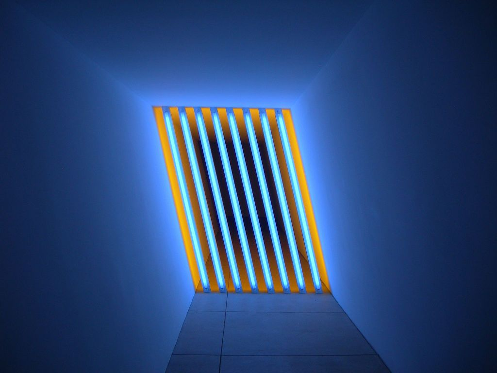 15 Dan Flavin Colletion; Marfa, Tx. USA | Flickr - Photo Sharing!
