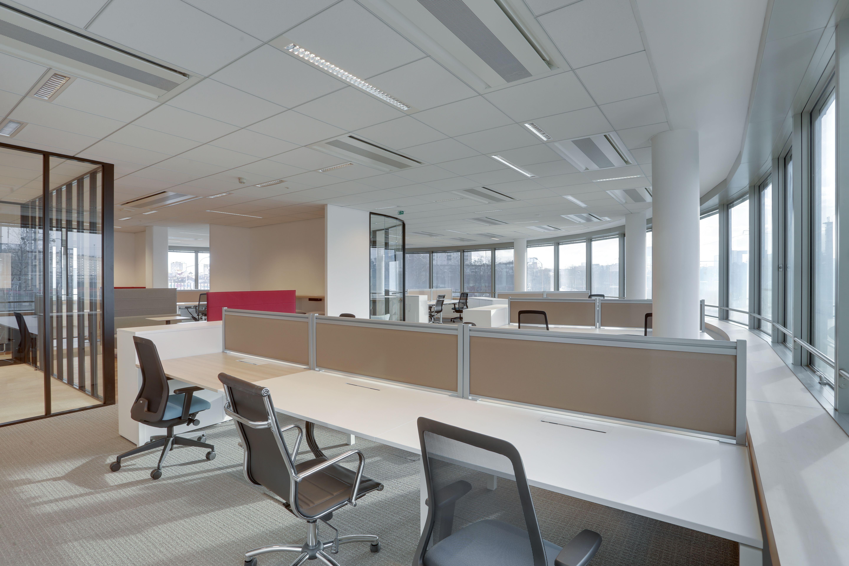 Aménagement d\'espaces de travail par Cléram #aménagement ...