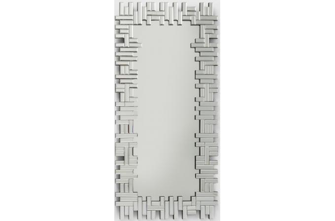magnifique miroir rectangulaire pas cher